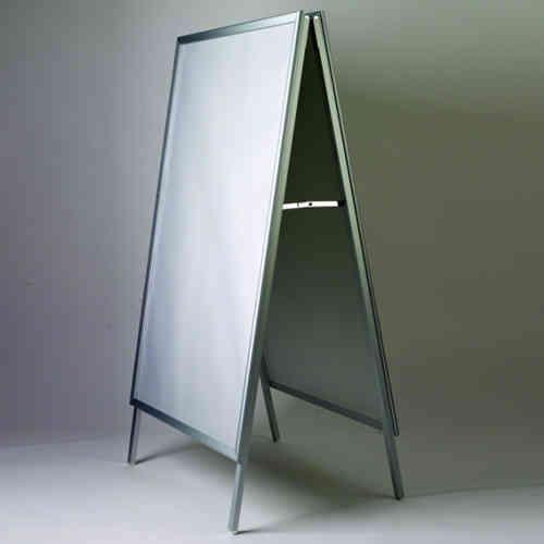panneau publicitaire sur pied stop trottoir et porte affiche. Black Bedroom Furniture Sets. Home Design Ideas