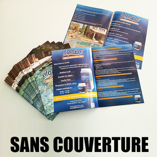 BROCHURE SANS COUVERTURE