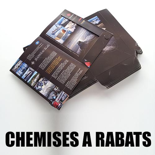 chemise a rabats pochette porte documents imprim e a prix bas. Black Bedroom Furniture Sets. Home Design Ideas